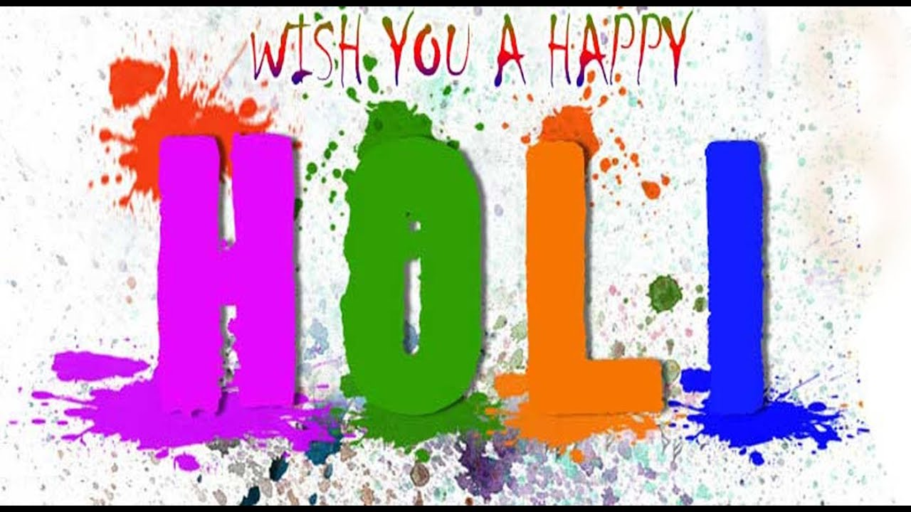 Happy holi 2016 latest holi wishes greetings images whatsapp happy holi 2016 latest holi wishes greetings images whatsapp video download 10 youtube kristyandbryce Images
