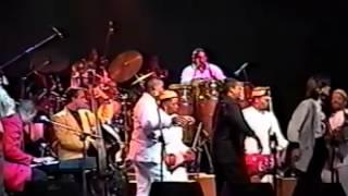 Irakere with Paulito FG, José Miguel, Leo Vera, Carlos Manuel