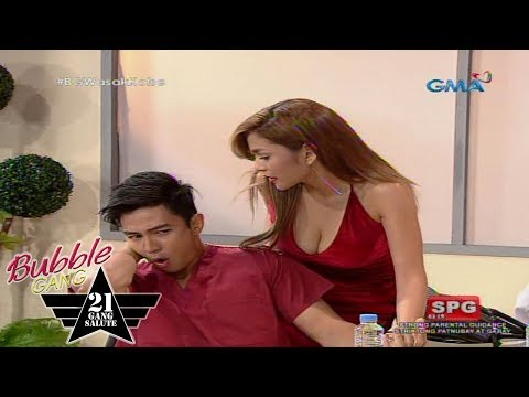 Bubble Gang: Romantic therapy with Andrea Torres