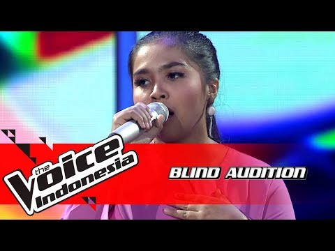 Shakila - Wolves | Blind Auditions | The Voice Indonesia GTV 2018