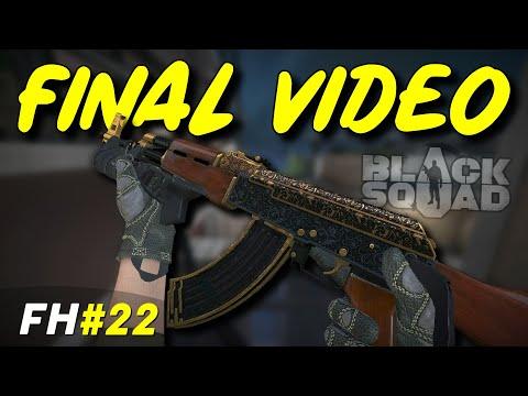 FINAL VIDEO - Frag Highlights #22 (Black Squad)