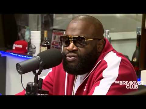 Rick Ross disses Birdman, Drake, Timbaland & 50 Cent in explosive Breakfast Club Interview
