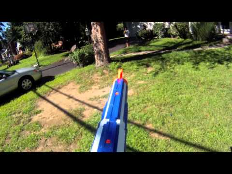 The Epic Nerf Fight 3