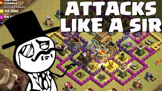 Clash of Clans || ATTACKS LIKE A SIR || LP Clash of Clans [HD]