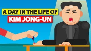A Day in the Life of North Korean Dictator Kim Jong Un