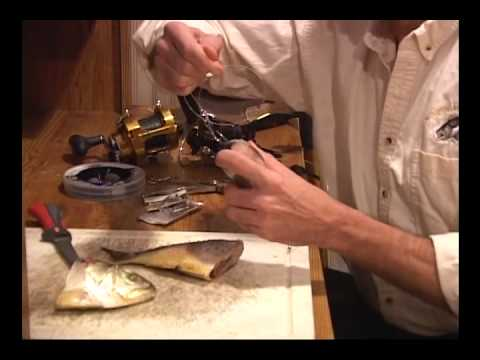 how to cut striped bass steaks