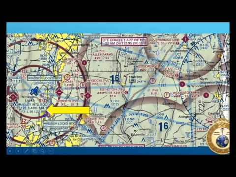 This is a demonstration of how my new VFR Sectional Chart Slide