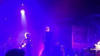 Mark Lanegan & Duke Garwood - With Animals - 5 Oct 2018 Union Chapel London