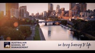 Australian School of Management Commercial thumbnail
