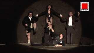 """""""Мастер и Маргарита"""". Официальный трейлер спектакля Театра на Таганке."""