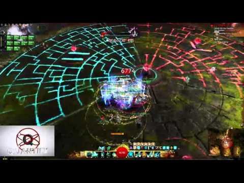 GW2 Casual Raid Full Clear Quantify [qT] Guardian POV