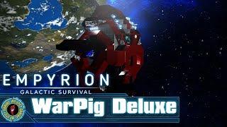 WarPig Deluxe by Killer Tofu  -  Empyrion: Galactic Survival Workshop Showcase