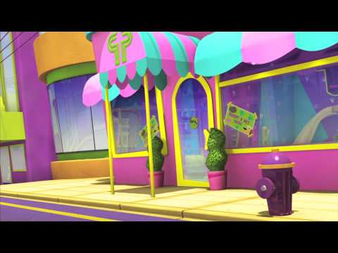 Polly Pocket | Pet Pamper Scamper
