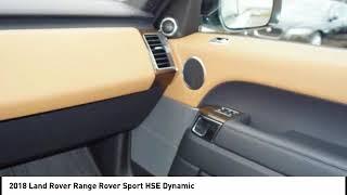 2018 Land Rover Range Rover Sport EDISON NJ L18356