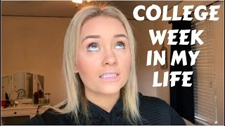 college week in my life | The University of Alabama
