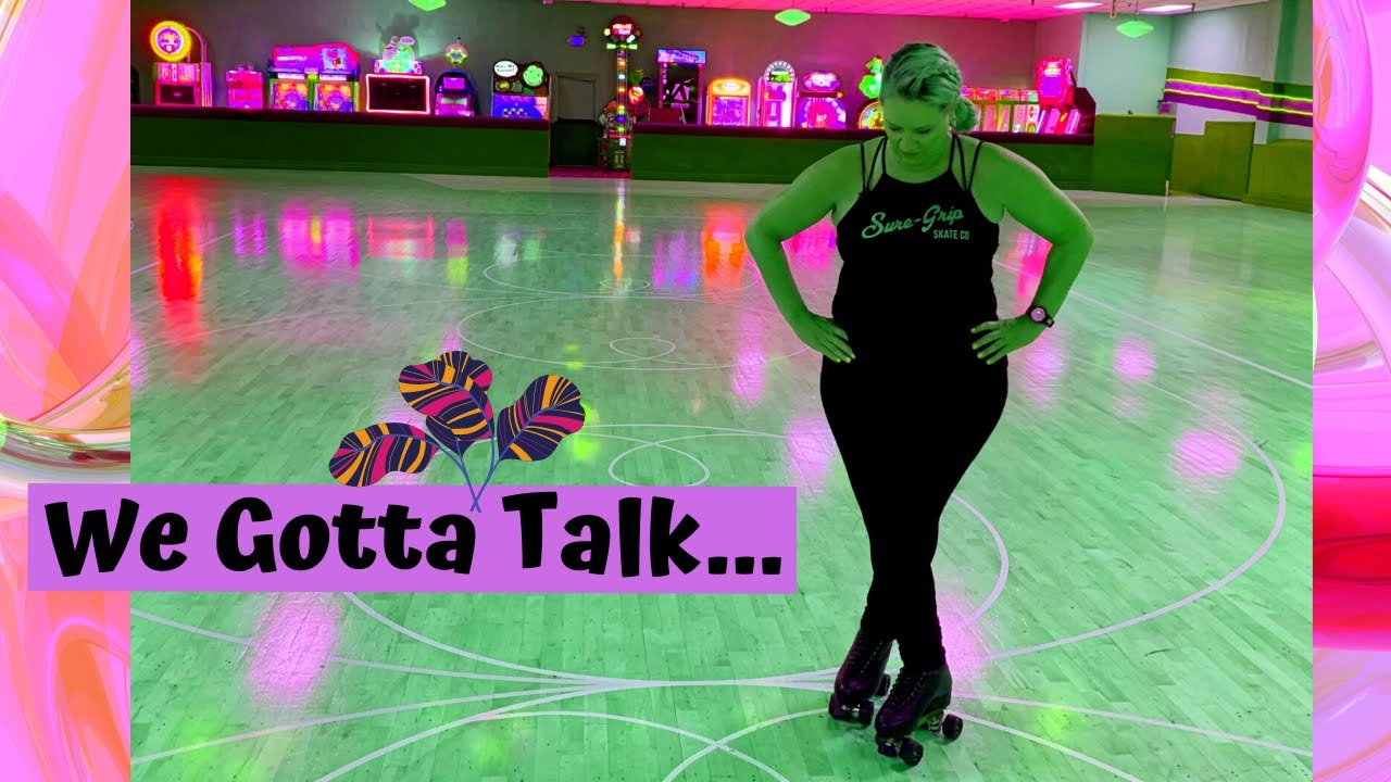 Am I Too (insert insecurity) to Roller Skate?