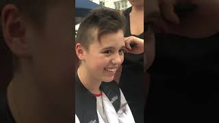 Operation BUZZCUT: raising money for Cancer