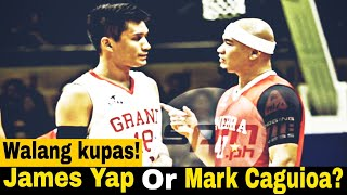 Gambar cover SINO?Ang Walang Kupas?James Yap Or Mark Caguioa|James yap and Mark Caguioa HIGHLIGHTS