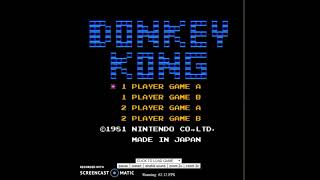 Play With Me: Donkey Kong 1981