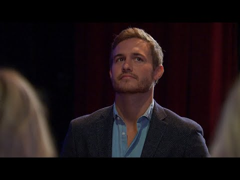 The Mayor Pete Kennedy - Sorry ladies: no group date for The Bachelor. Darn you Hannah B!