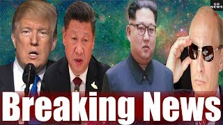 BREAKING: United States vows to DEFEND itself from CHINA, North korea and Russia! Even Space