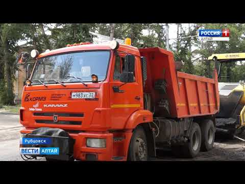 В Рубцовске впервые оборудуют «дорожные карманы» для транспорта