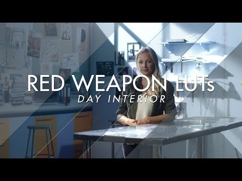 Teaser - RED Weapon LUTs: Day Interior