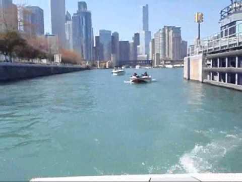 Boating Chicago Lake Michigan