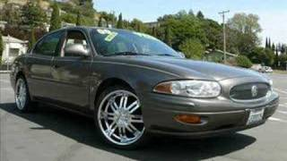 "SOLD!!!2000  Buick Lesabre Custom-Low Miles-20"" Rims!!"