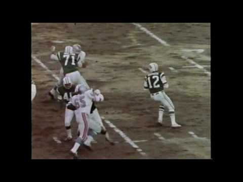 New York Jets  - 1968 Season Highlights