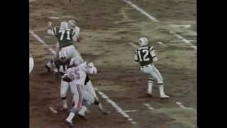 New York Jets  - 1968 Season Highlights - Super Bowl 3