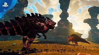 Starlink: Battle for Atlas - Gamescom 2018: The Worlds of Atlas Gameplay Trailer | PS4