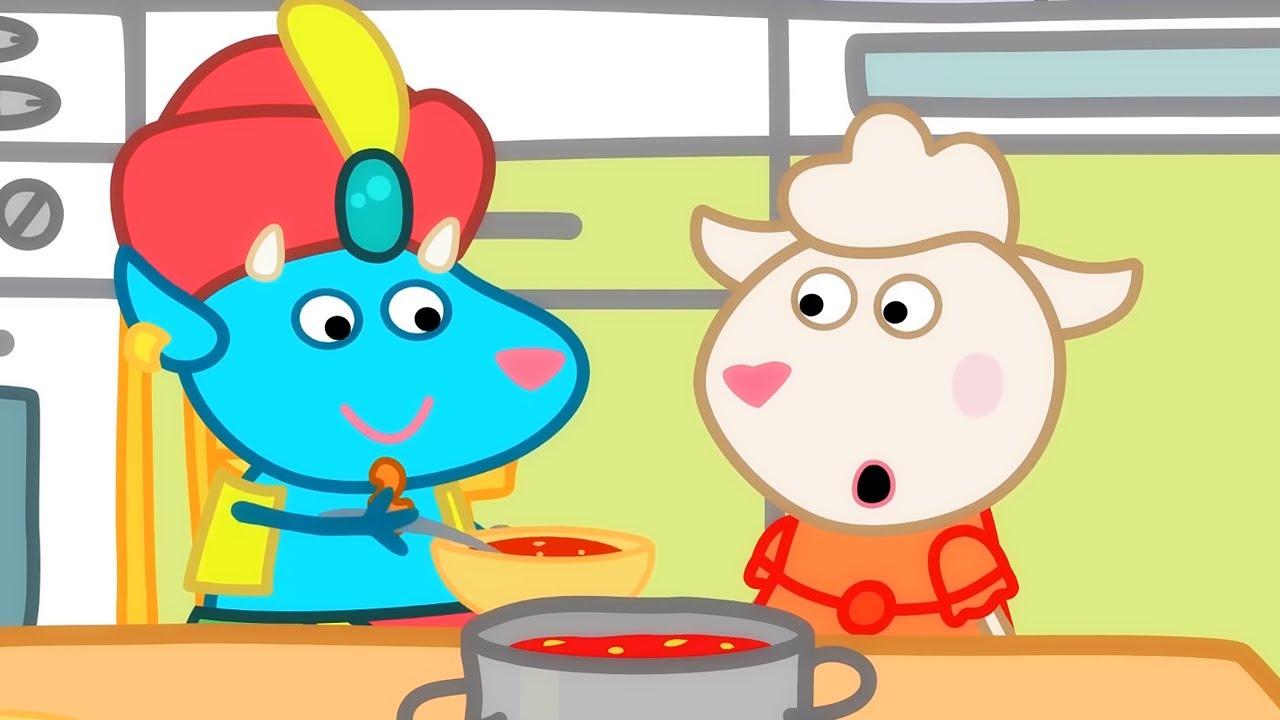 🌼 Долли и друзья. Оригинальные серии – Серии 25-28 | Сборник мультфильмов о веселых приключениях
