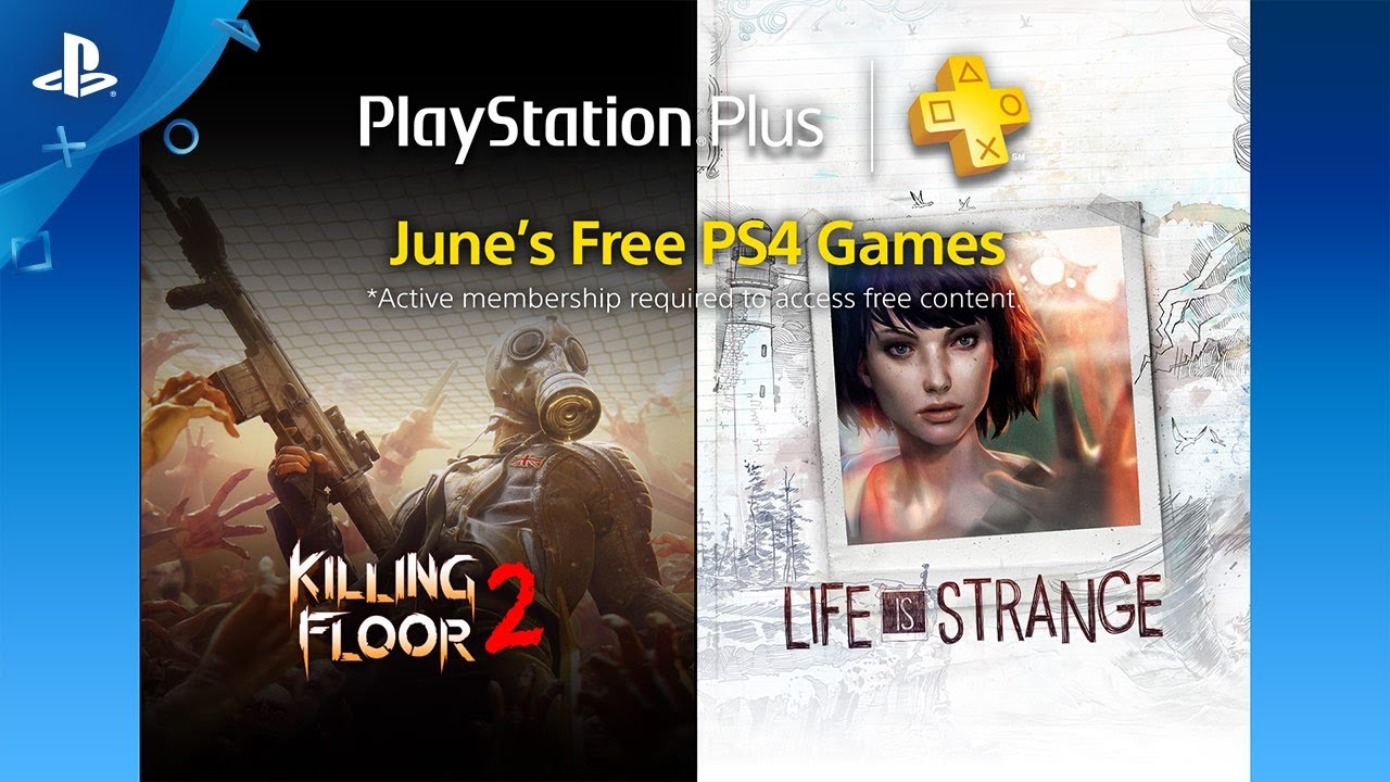 can you download free games with playstation plus