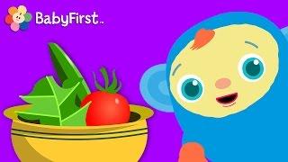 Food | Hide and Seek for Babies | Peek-A-Boo, I See You | BabyFirst TV