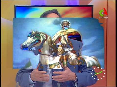 (Version Complete) Passage du cheikh Khaled Bentounes à canal Algerie sur le prix Emir Abdelkader