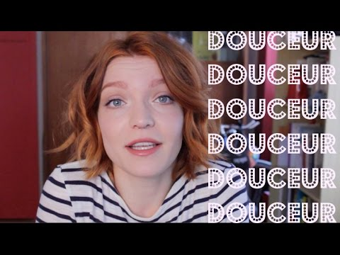Get ready with me : un peu de douceur