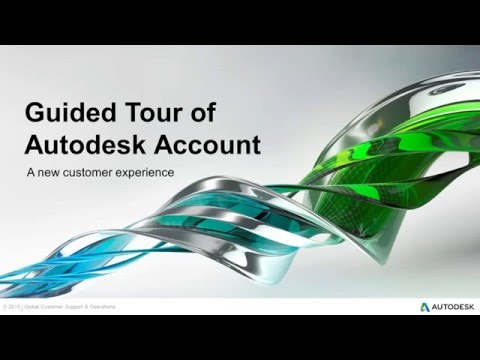 A Guided Tour of Autodesk Account