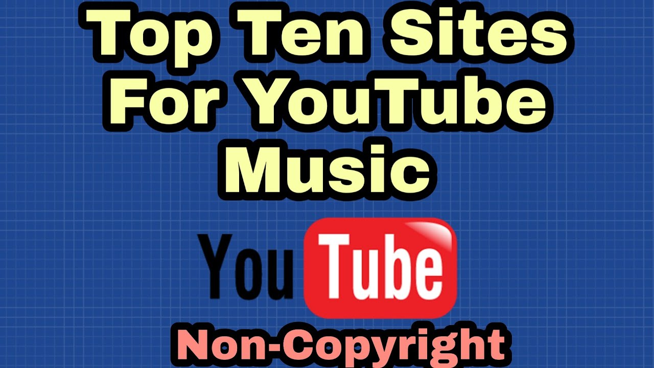 Background Music For Youtube Video Noncopyright Website Youtube Music Youtube