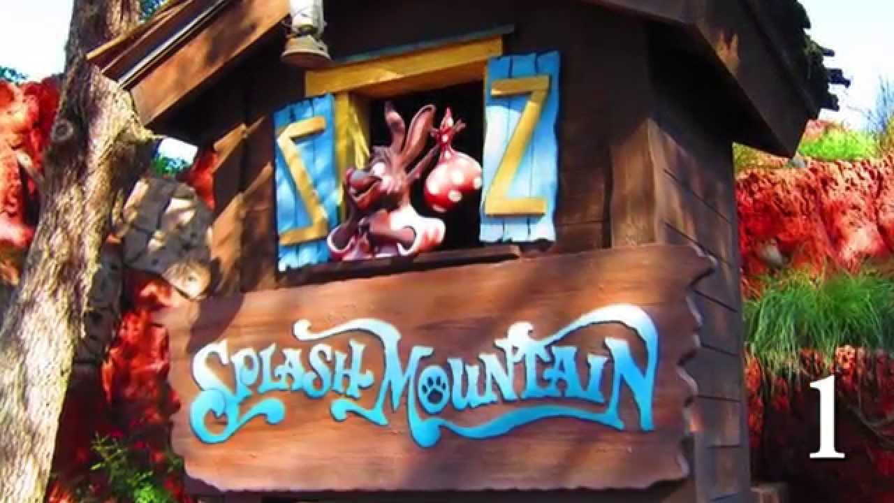5 Mejores Atracciones De Magic Kingdom Youtube
