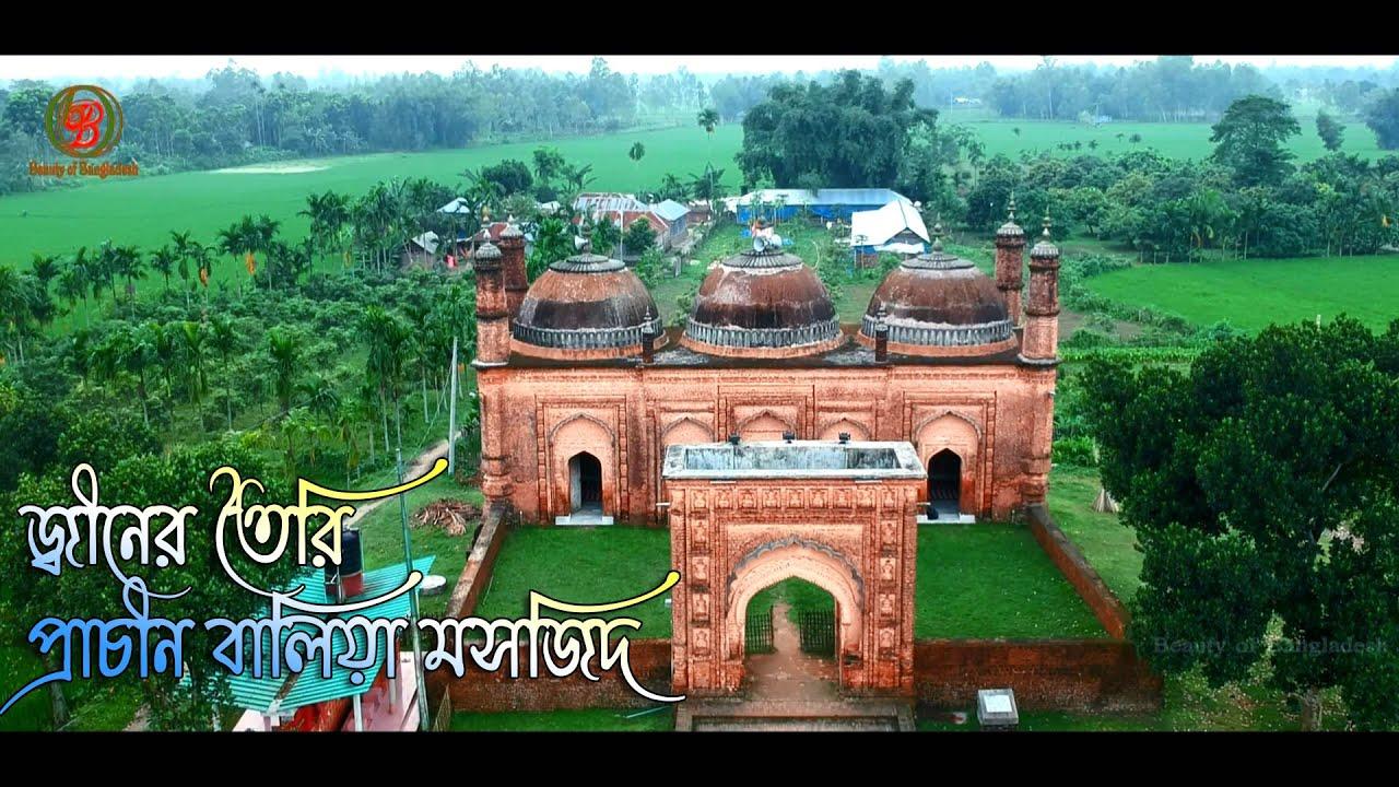 Ancient Balia Mosque, Thakurgaon Bangladesh ৷ প্রাচীন বালিয়া মসজিদ ঠাকুরগাঁও.....