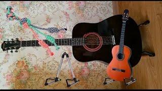 Подставка для гитары /игружка шнур для собак