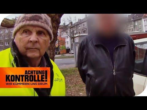 'Das ist versifft!' - Taxiaufsicht findet erhebliche Mängel! | Achtung Kontrolle | kabel eins