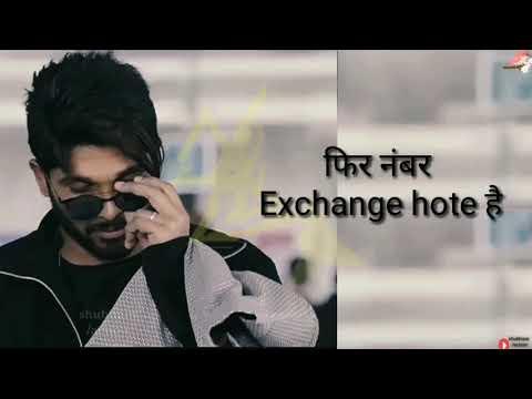 Allu Arjun Whatsapp