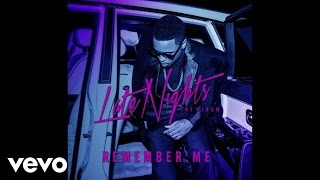 Jeremih - Remember Me (Audio)