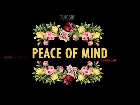 Tok Sik - Peace of Mind ft. Kannon & Alef (Lyric Video)