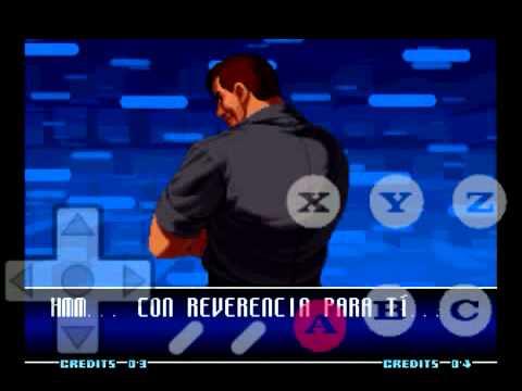 Ocultos kof 2002 android