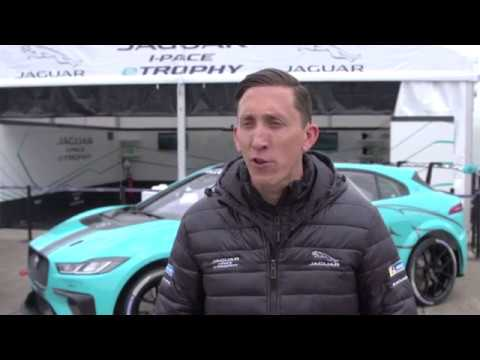 Jaguar I PACE eTROPHY will be the official support series to ABB FIA Formula E Championship