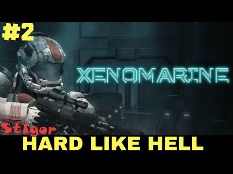 XENOMARINE - EPISODE #2 - AFTER UPDATE - GAMEPLAY |