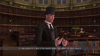 Sherlock Holmes Versus Arsene Lupin (Part 16): The Long Scavenger Hunt Begins
